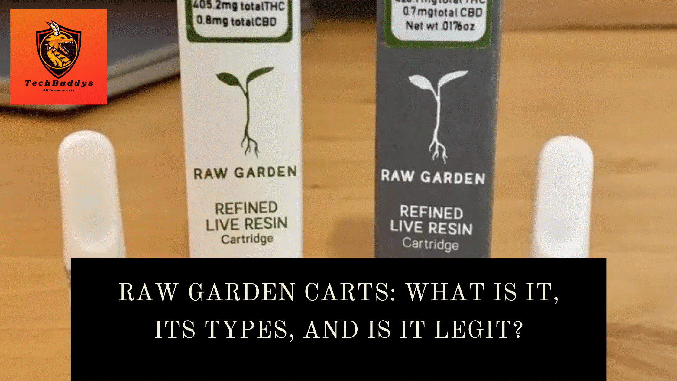 Raw Garden Carts: What is it, Its Types, and Is it legit?