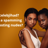 What is CelebJihad? Is it really a spamming website posting nudes?